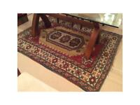 Pure wool tradition rug ex John Lewis