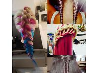 Mobile Hair Braiding Services