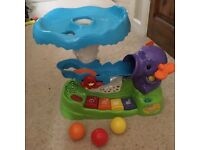 Vtech pop and play elephant baby toy