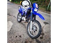 Yamaha, DT 125 R, 2002, 124 (cc)
