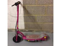 Razer E100 Electric Scooter - PINK