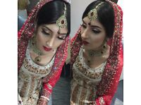 Makeup artist Bridal hair and makeup