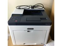 NEW Professional Xerox Phaser 6510 A4 Colour Laser Printer, 2x Set of Full CYMB Inks & USB Cable