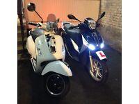 Piaggio Medley 125 cc 66 Reg