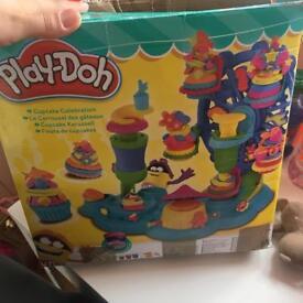 Play doh ice cream twist