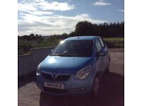 2014 Vauxhall Agila S Ecoflex, low milage in great condition