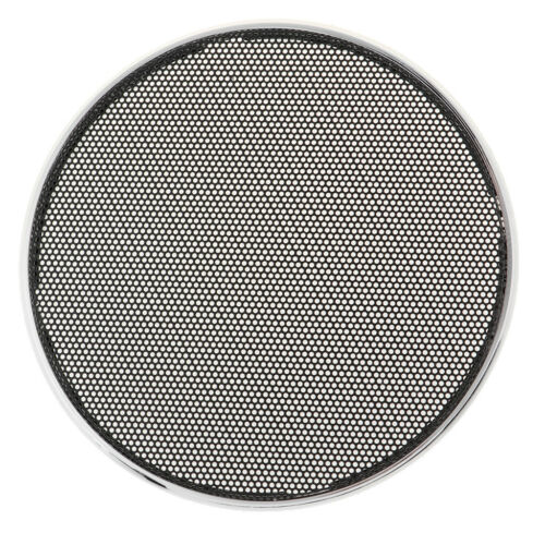MagiDeal Car Speaker Decorative Round Subwoofer Mesh Grill C