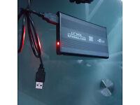 250gb Portable USB Hard Drive