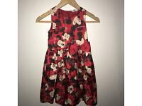 Minnie Mouse Dress Age 6-7