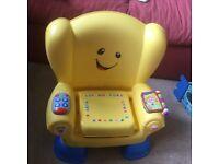 Fischer price singing chair