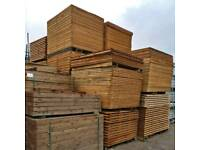 All wooden fencing and concrete products prices from 9.00