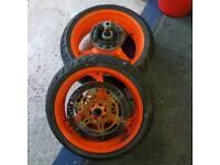 Honda cbr1000rr wheels