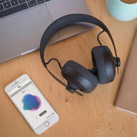 Nura Nuraphones (Wireless Bluetooth Audiophile Noise Cancelling Headphones) (As New)