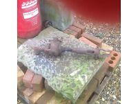 Fordson major levelling box £50 hingham