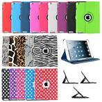 Ipad 2 3 4 mini air pro 9.7 hoesje smart case 360 map 100+