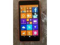 Nokia Lumia 535 - Unlocked Windows Phone - Perfect Condition