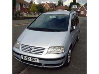 VW Sharan Sports TDI 1.9 2003