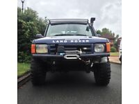 Land Rover Discovery 2.5✅ TD5✅ ES LEATHER✅ 5st [lots extras] SNORKEL✅ LED ✅ WINCH✅