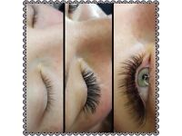 Russian volume eyelashes,microblading,permament make up