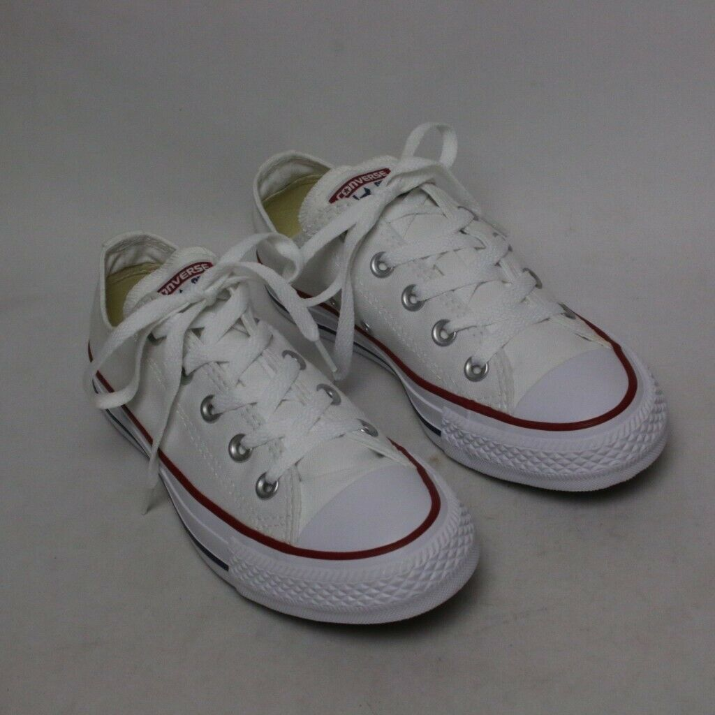 7de87359bc8c Converse Women Men Unisex All Star Low Tops Chuck Taylor Trainers UK 4