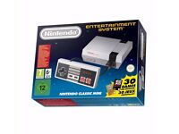 NES Mini Classic - BNIB - SOLD OUT