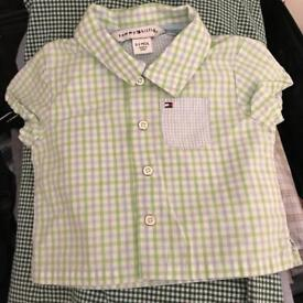 Tommy Hilfiger Infants Shirt 0-3 months