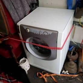 hotpoint 7 kg washing machine ( GUARENTED WORKING )