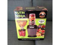 Nutri Ninja blender - BRAND NEW