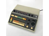 Roland CR-8000, top condition, professionally serviced, extra outputs! Not 909 808 606