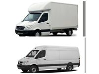 CHEAP NATIONWIDE MOVERS MAN AND VAN MAN WITH VAN MOVING VAN HOUSE MOVERS HOUSE REMOVAL COMPANY