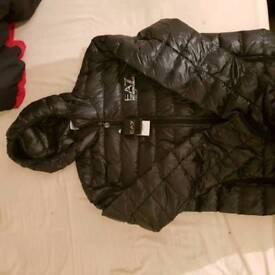 Emporia Armani Puffer Jacket