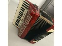 Accordian Weltmeister. Rare model.