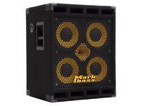 MarkBass 4x10 410HF bass cabinet For Sale £400