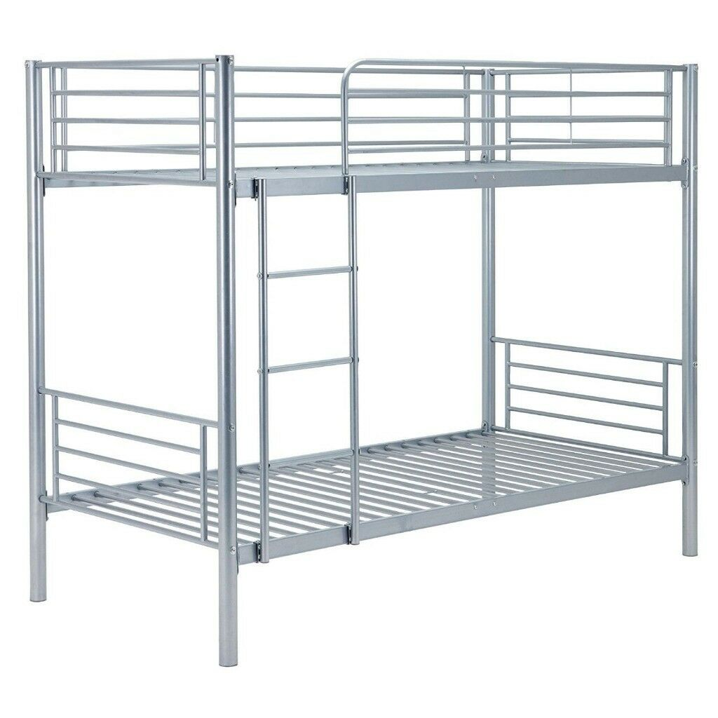 Stock Clearance Offer Brand New Twin Sleeper Single Metal