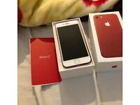 iPhone 7 product red 128 gb
