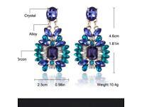 Drop earrings gorgeous