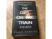 'Girl on the train' great book