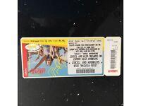 Leeds festival ticket