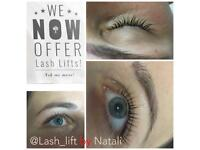 PROFESSIONAL EYELASH EXTENSIONS (classic and volume russian) LASH LIFTING IN BRISTOL