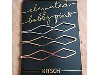 Kitsch Metal Bobby Pins Premium RRP £7