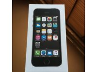 Brand New iPhone 5S 16GB Slate Grey