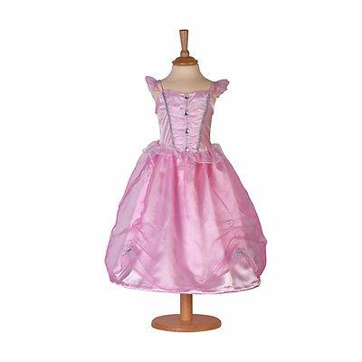 Pink Klassisch Candy Wolken Prinzessin Kostüm Buch Woche Alter 3/5 - Klassische Buch Kostüm