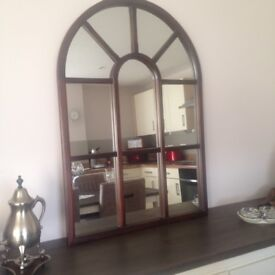 Mirror, window style
