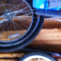Bike tires like new Come now Still available