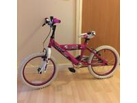 GIRLS BIKE 11inch FRAME