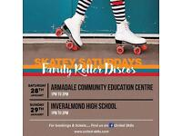 Family Roller Disco - Livingston Sunday 29th January 1pm - 3pm