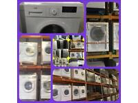 Refurbished Washing Machines for sale from £99. Phone lines open from 8:30AM