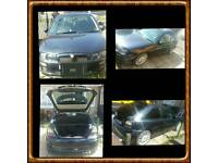 MG ZR 1.4 Petrol 02 plate Spare / Repairs or Fixer if you know how. WILL NEED TOWED AWAY