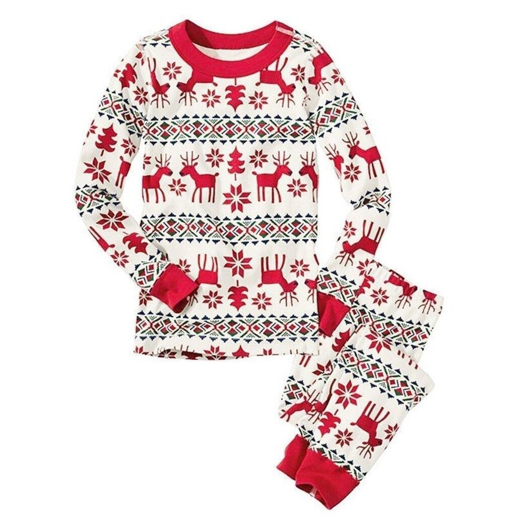 Childrens Christmas Pyjamas. Brand New Without Tags. Age 6-7 Years.