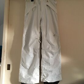 Ladies O'Neill salopettes trousers snow ski rock
